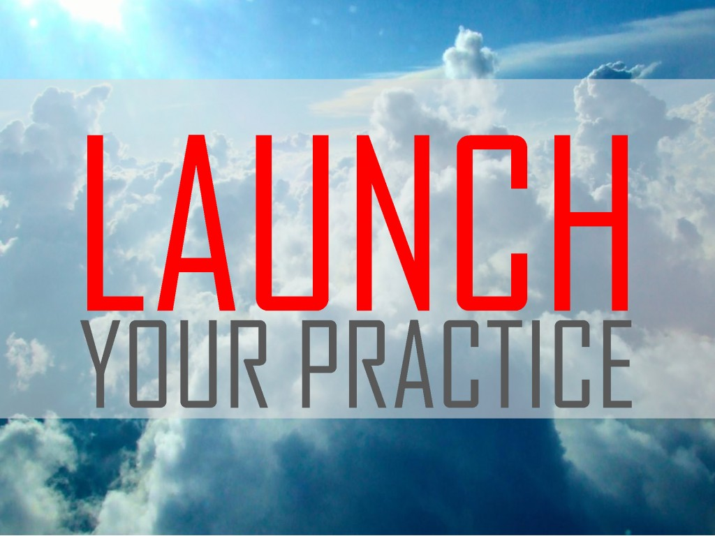 how to start a private practice