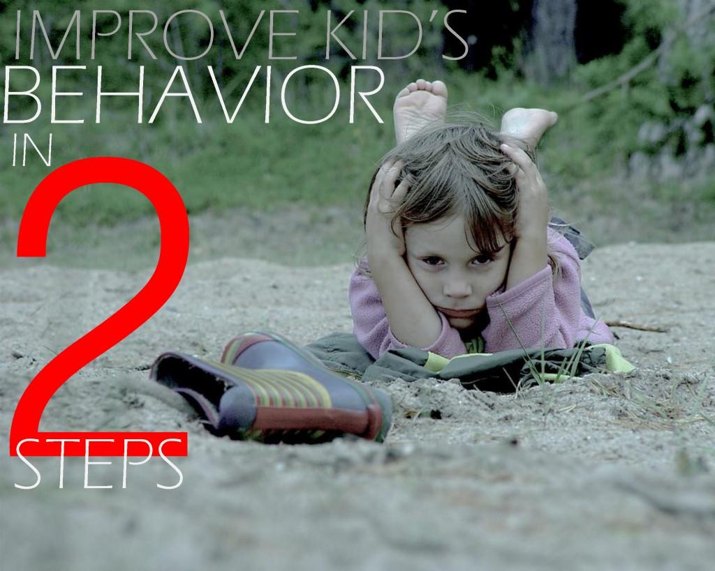 IMPROVE KID'S BEHAVIOR