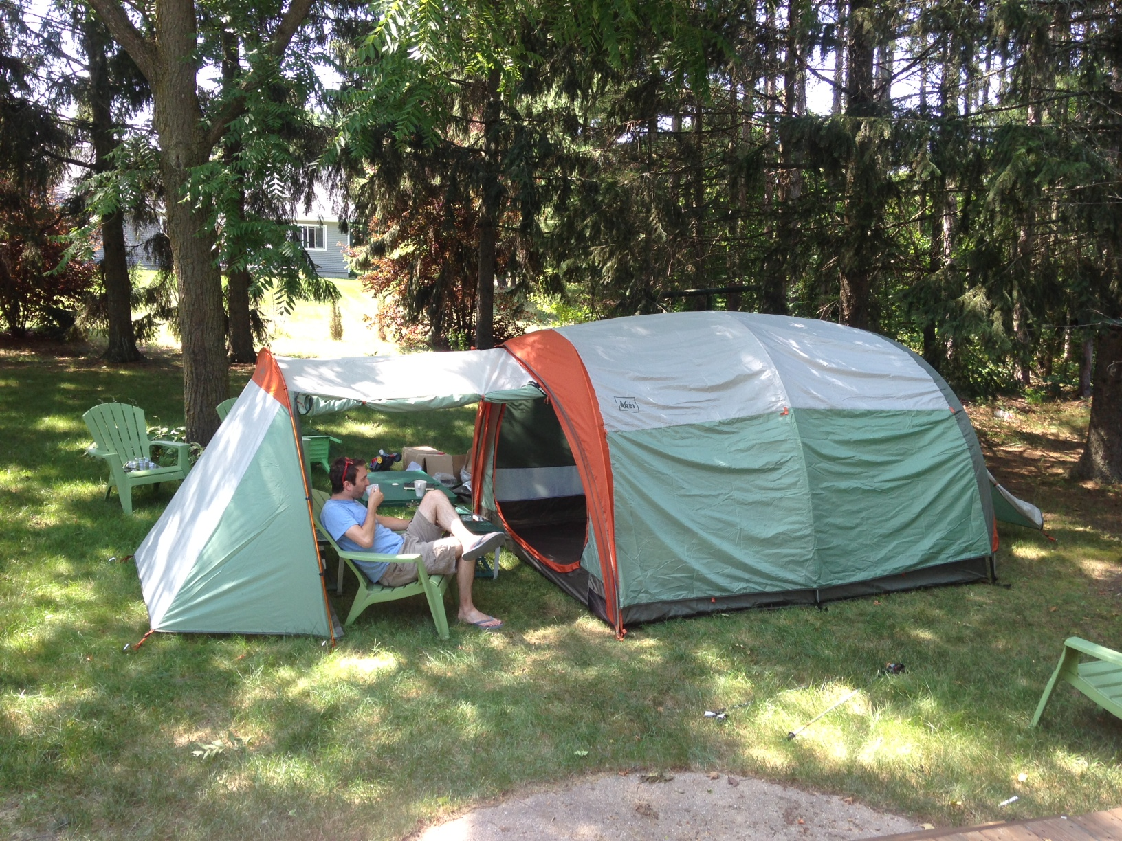 Best Family Cing Tent Hobitat 6 From Rei You : rei tents 6 person - memphite.com