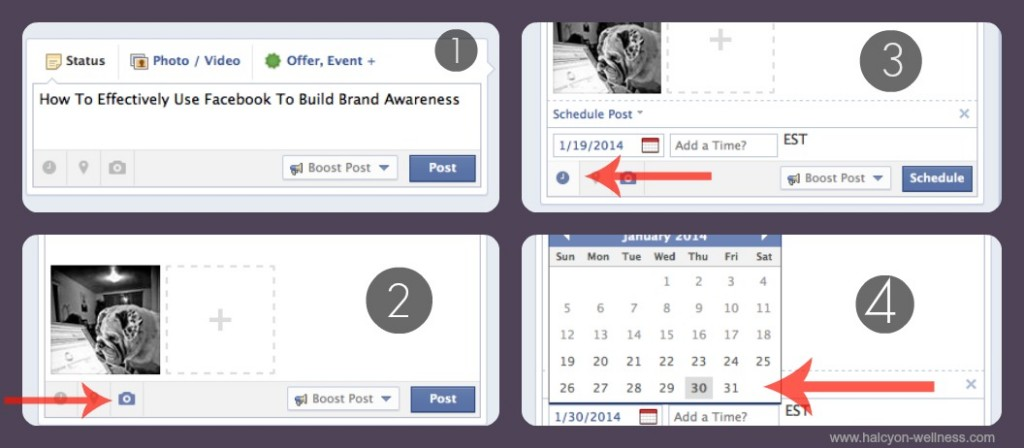 How to auto post to Facebook