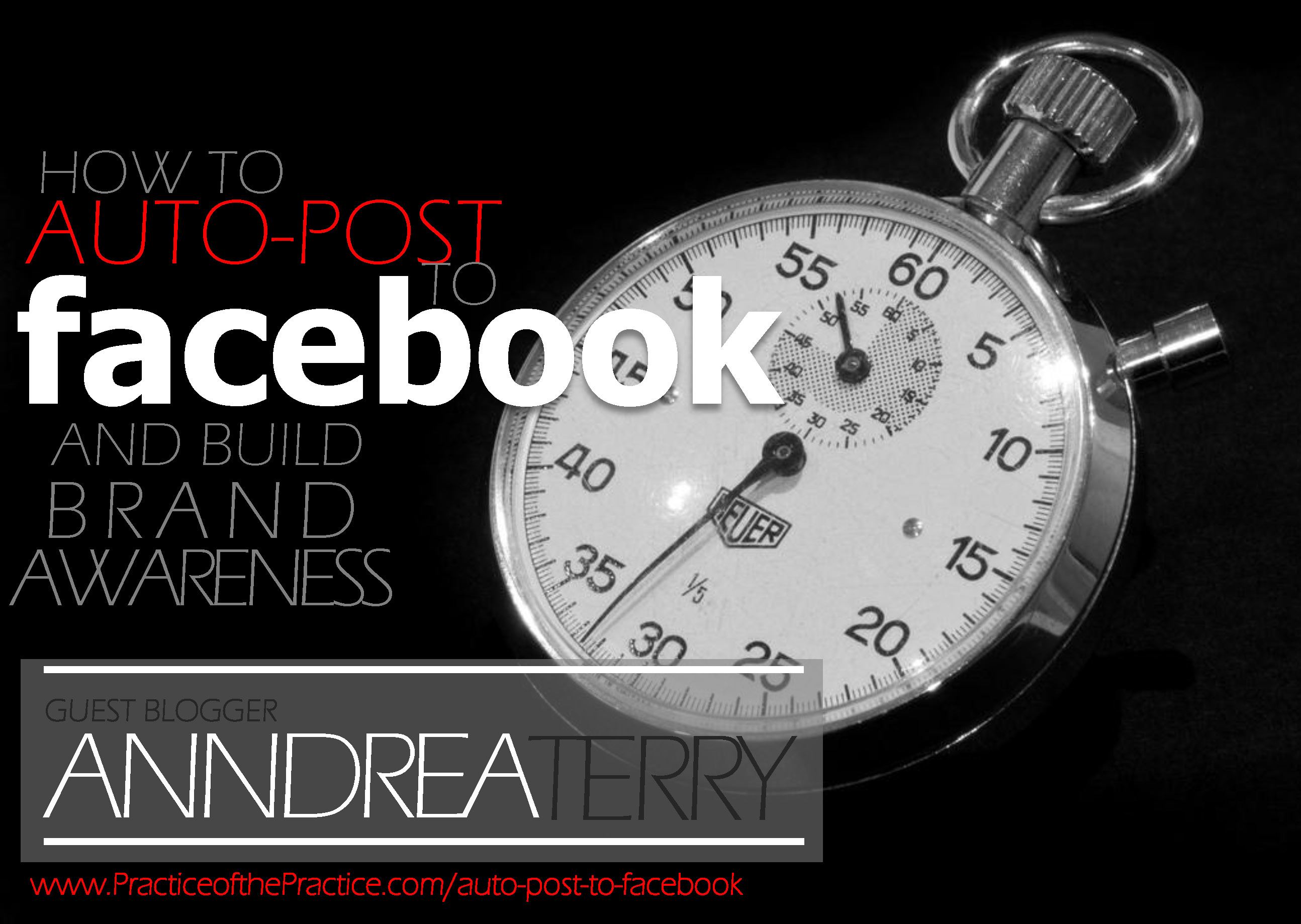 HOW TO AUTO POST FACEBOOK