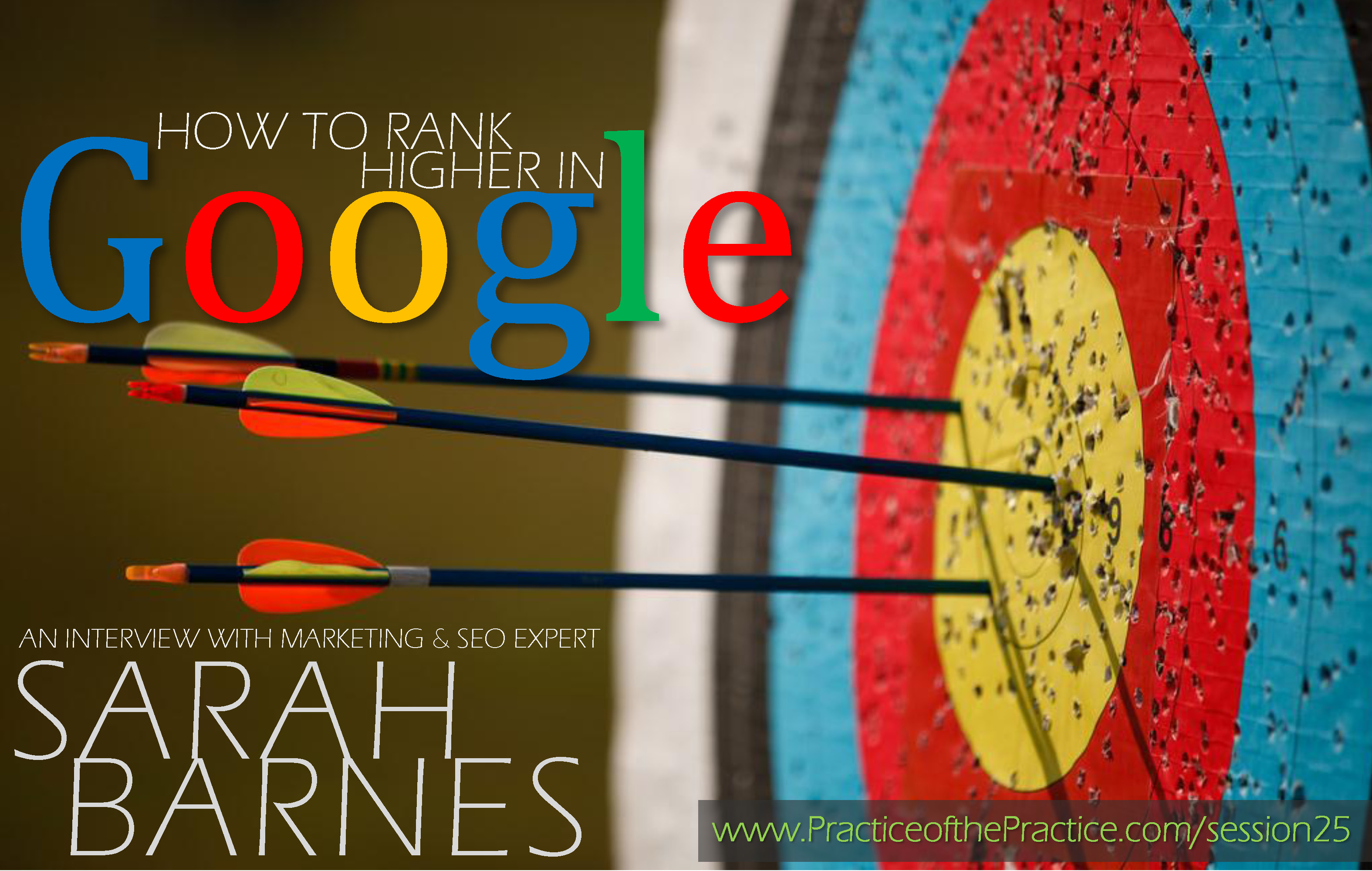 How to rank higher in google