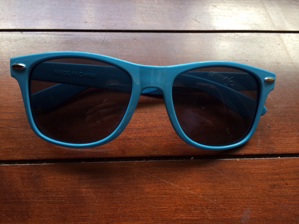 Private practice consultant blue glasses