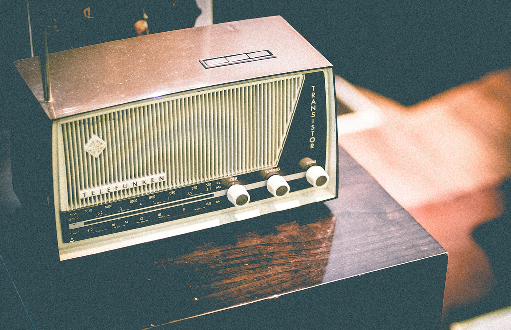 How to get on the radio