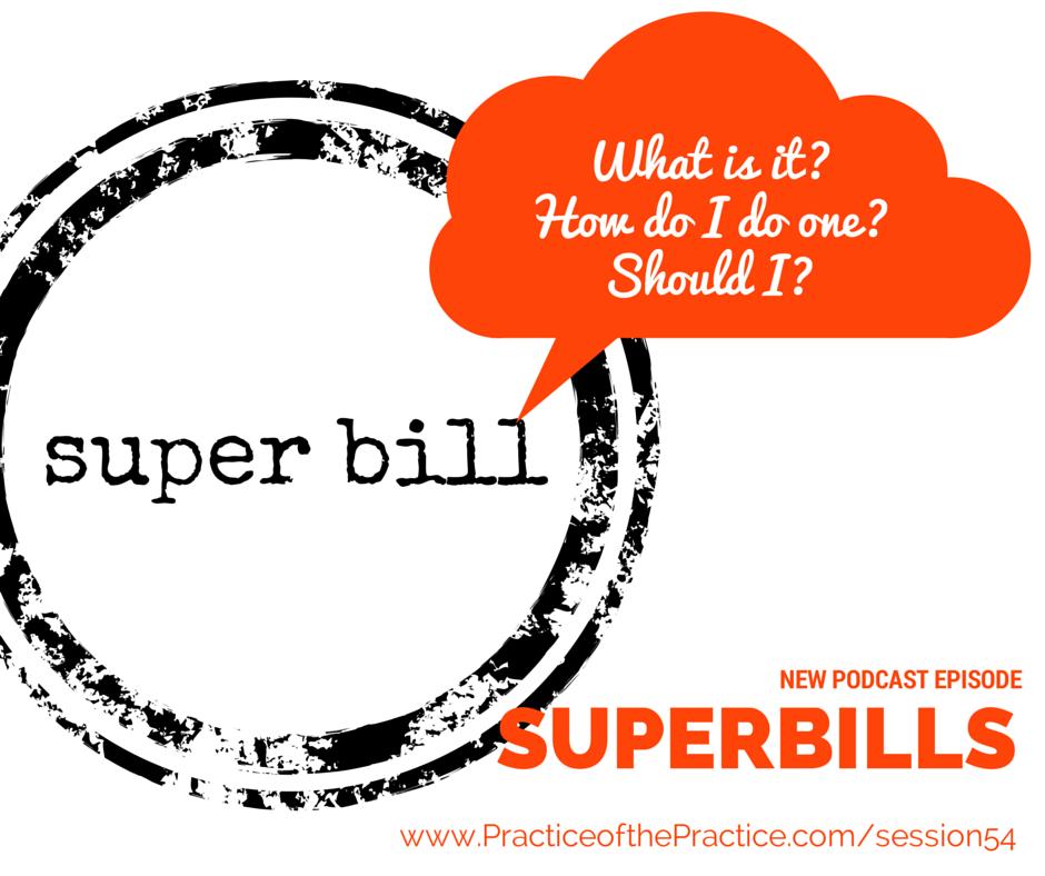 super bill