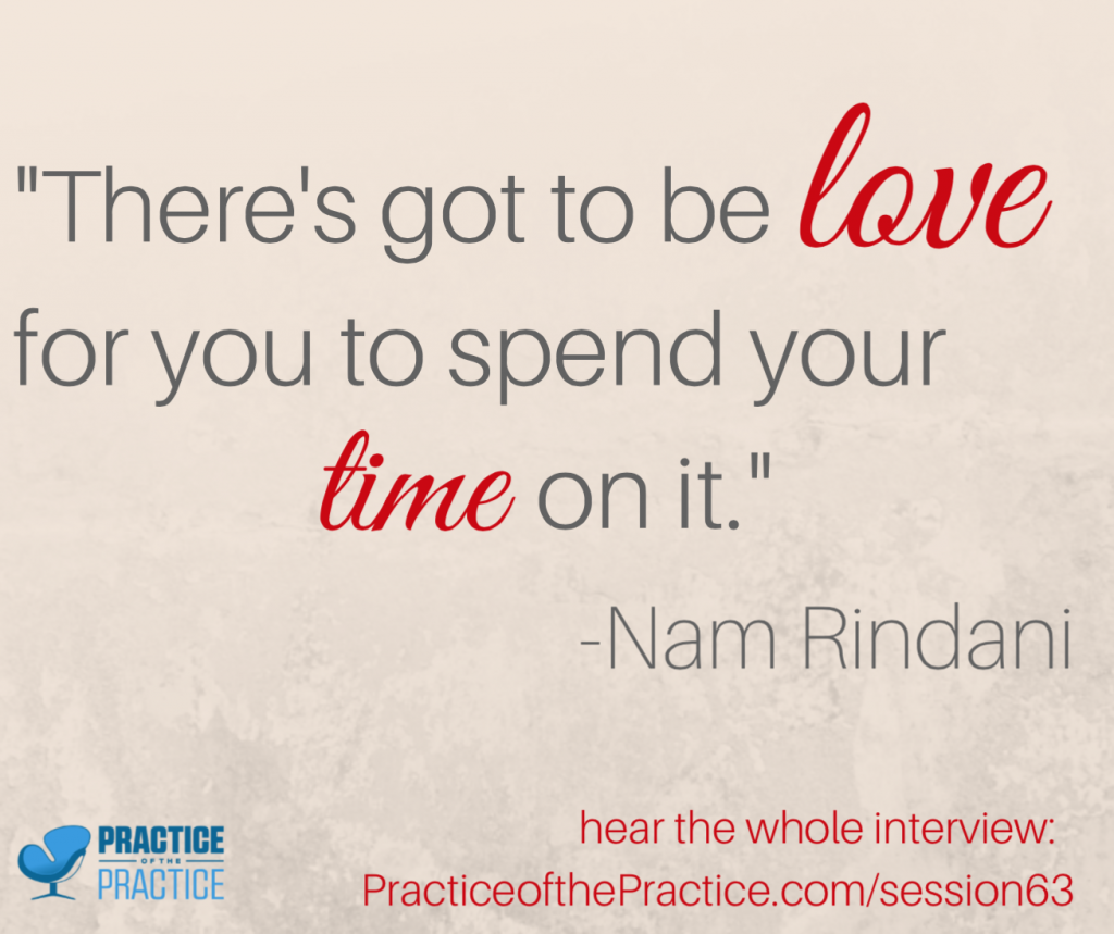 private practice quote NAM