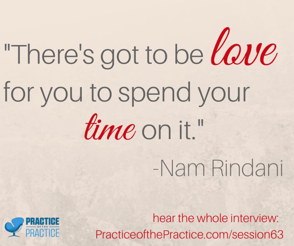 private practice quote NAM