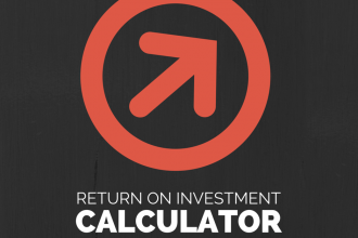 RETURN ON INVESTMENT calculator