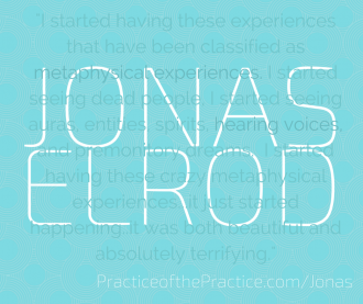 Jonas Elrod quote card
