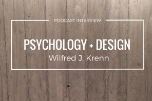 PoP 116 | The Psychology of Design and Private Practice an interview with Wilfred Krenn