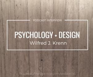 PSYCHOLOGY + DESIGN