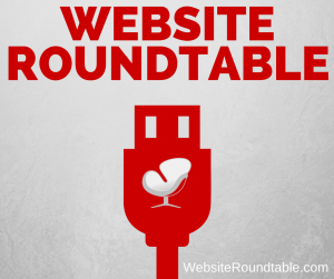 WEBSITE ROUNDTABLE SOCIAL MEDIA