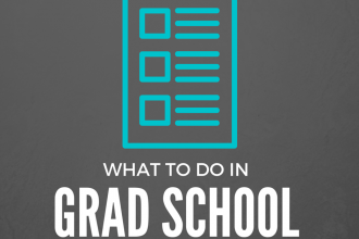 what to do in grad school to launch a private practice