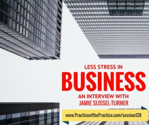 less stress business