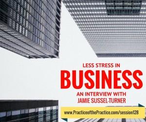 less stress business