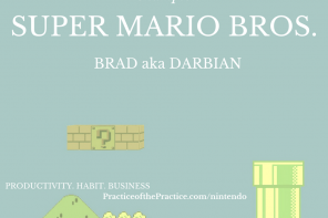 PoP 131 | World Champion Speed Record Super Mario Bros. Brad M. aka Darbian