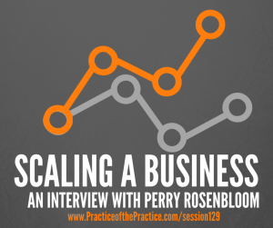 Perry Rosenbloom podcast