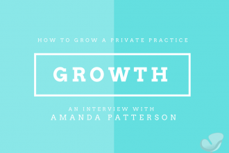 Amanda Patterson how to GROW a private practice