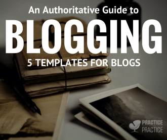 An Authoritative Guide to Blogging