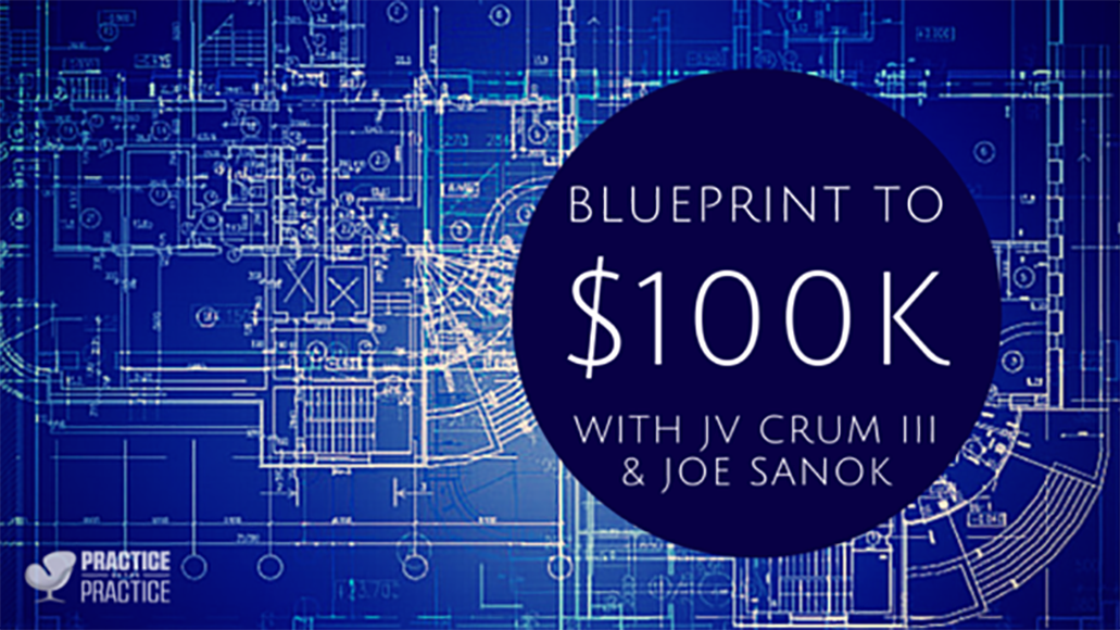 Pop 148 blueprint to 100k with jv crum lll day 2 how to start blueprint to 100k with jv crum iii malvernweather Image collections