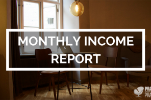 July Monthly Income Report