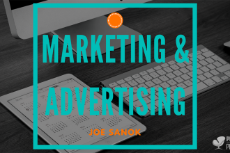 Marketing and advertising tips by Joe Sanok