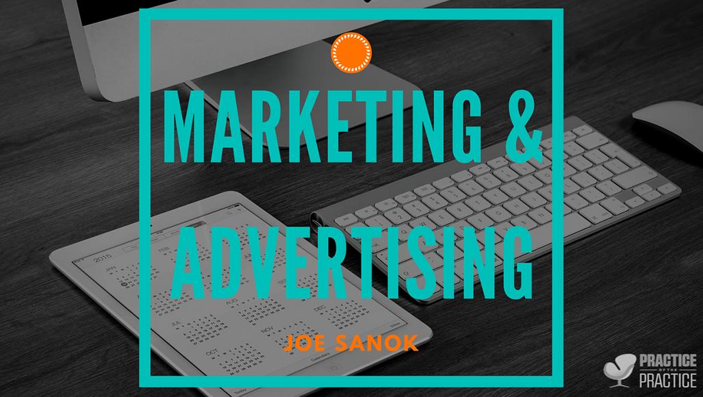 Marketing and advertising tips by Joe Sanok