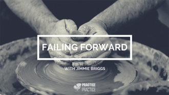Failing forward with Jimmie Briggs