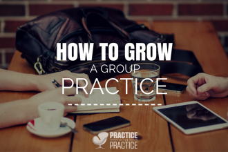 How to grow a group practice
