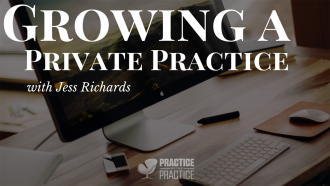 Growing a Private Practice