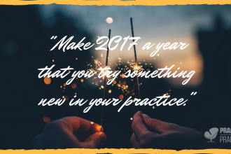 Private practice new year resolution