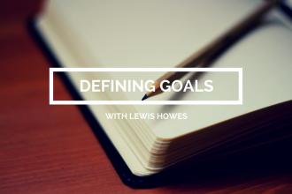 Defining goals