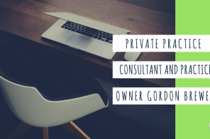 PoP 208 | Private Practice Consultant and Practice Owner Gordon Brewer