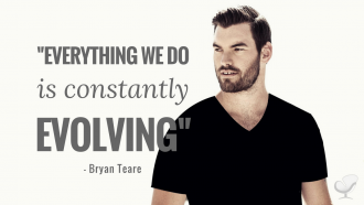 Bryan Teare chats to Twentysomethings