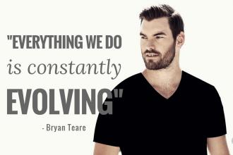 Bryan Teare chats to Twentysomethings
