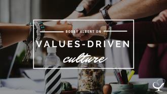 Values-driven culture