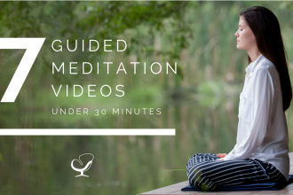 Guided meditation videos