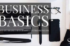 Business Basics Used By Highly Successful Entrepreneurs