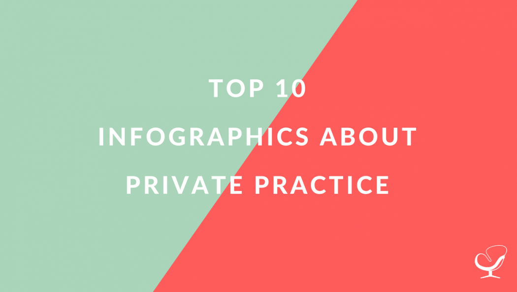 Top 10 infographics about Private Practice
