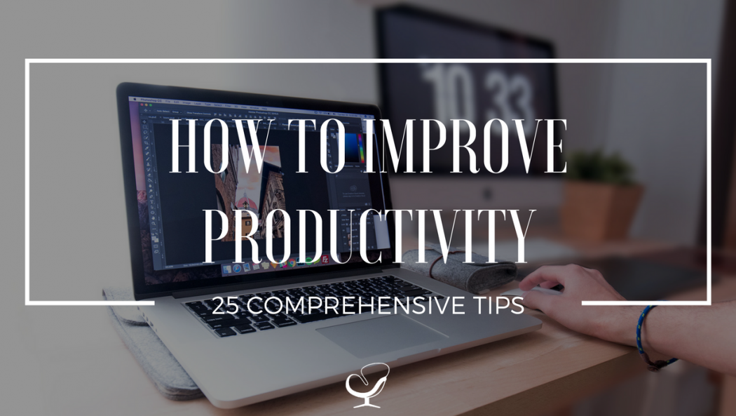 how to improve productivity