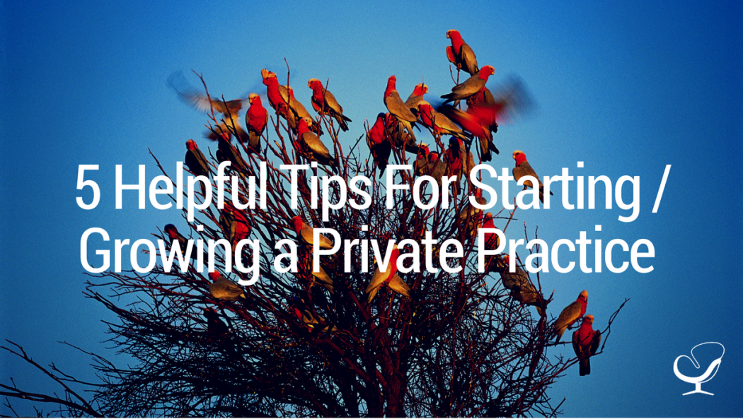 Starting / growing a private practice