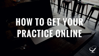 How to get your practice online