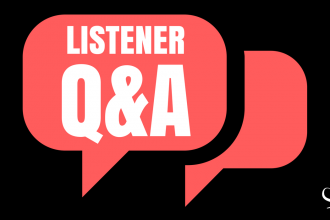 Listener Q&A about private practice