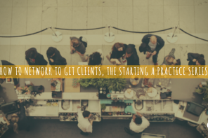 How to network to get clients