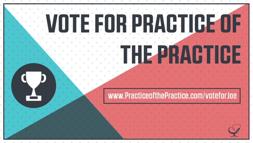 Vote for Practice of the Practice