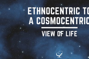 Ethnocentric to a Cosmocentric View of Life
