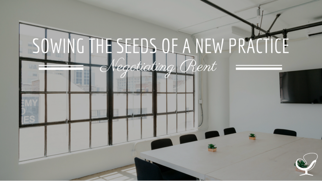 Sowing the Seeds of a New Practice