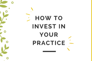 How to Invest In Your Practice | PoP Bonus
