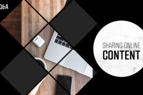 What is the Correct Way to Share Content Online?