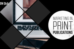Marketing in Print Publications
